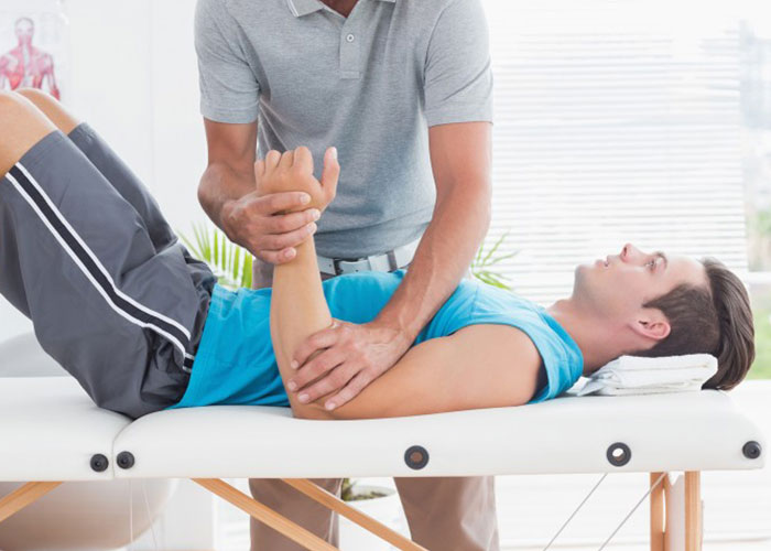 Séances d'ostéopathie pour les sportifs